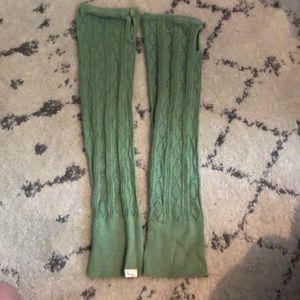 Vintage hollister leg warmers